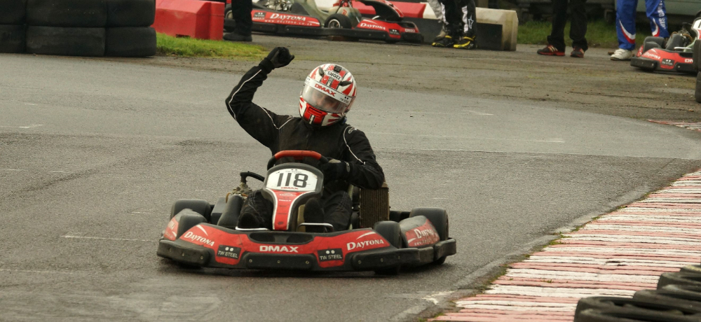 JOIN KART RACING'S BIGGEST SUCCESS STORY – THE 2015 TW STEEL