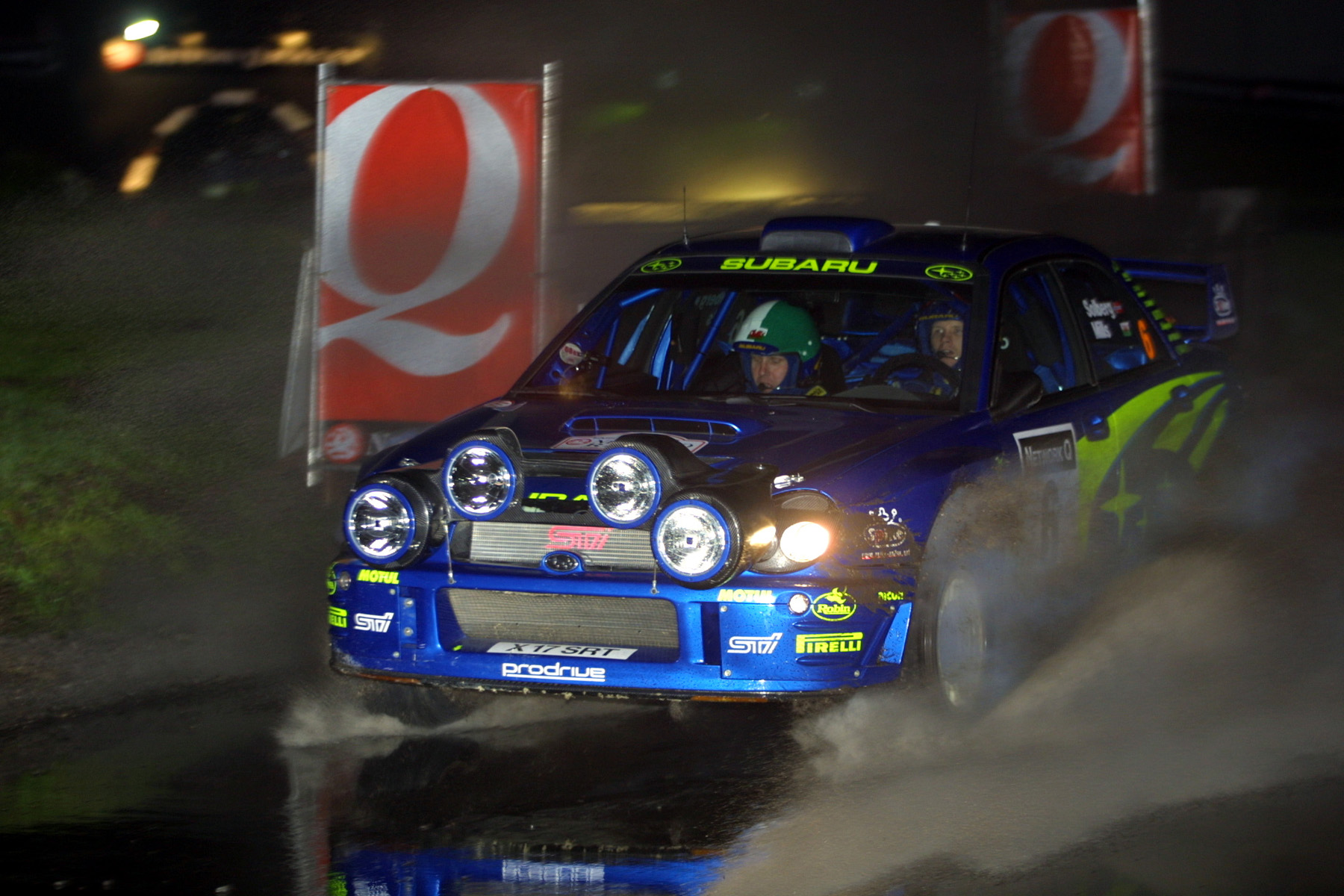 NETWORK Q NAMED HEADLINE SPONSOR OF THIS YEAR\'S WRGB NATIONAL RALLY ...