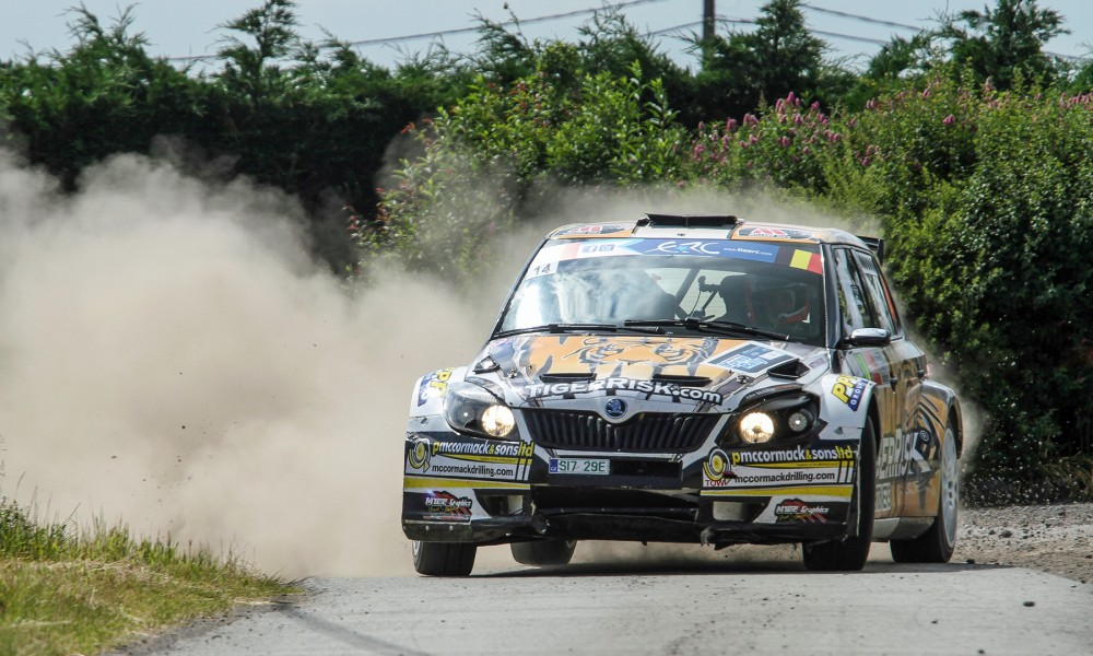 BRITISH RALLY CHAMPIONSHIP GOES INTO EUROPE FOR CLASSIC YPRES RALLY ...